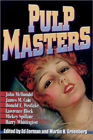 PULP MASTERS: Gorman Ed & Greenberg Martin H (editor)