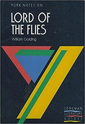 YORK NOTES ON LORD OF THE FLIES: Niven Alastair, Golding