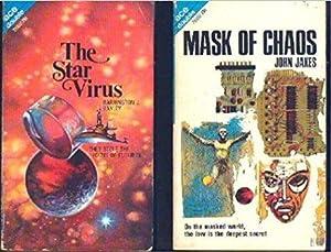 THE STAR VIRUS & MASK OF CHAOS: Bayley barrington J