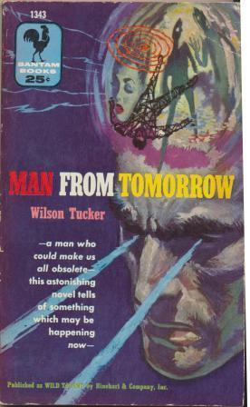 MAN FROM TOMORROW: Tucker Wilson