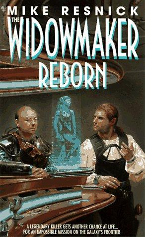 THE WIDOWMAKER REBORN - signed: Resnick Mike
