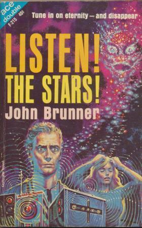 LISTEN TO THE STARS & THE REBELLERS: Brunner John &