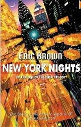 NEW YORK NIGHTS - signed: Brown Eric