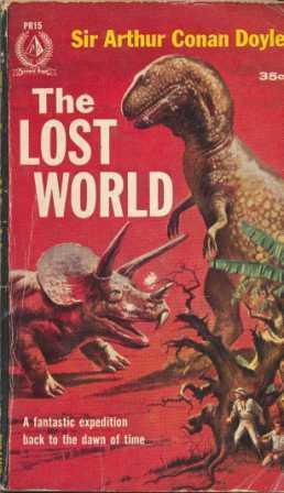 The Lost World (Doyle novel) - Wikipedia