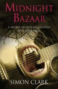 MIDNIGHT BAZAAR - signed: Clark Simon