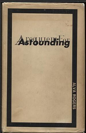 Requiem for Astounding: Rogers, Alva