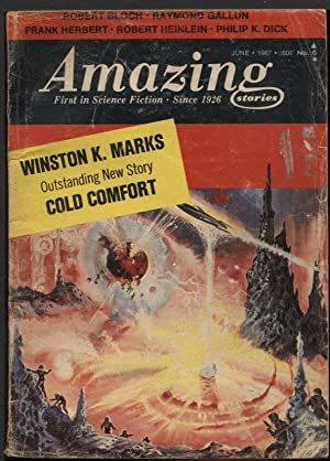 Amazing Stories, 1967 June. Contains the Builder: Dick, Philip K.