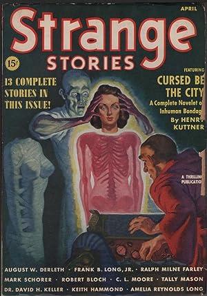 Strange Stories 1939 April, #2.