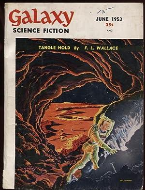GALAXY Science Fiction: June 1953: Dick, Philip K.
