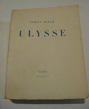 Ulysse. Traduit de l'anglais par Auguste Morel: JOYCE James