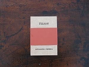 Proscinèmi oracles!.: TILSON Joe.