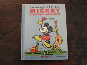 Mickey Mouse et le prince Malalapatte.: WALT DISNEY-SILLY SYMPHONIES.