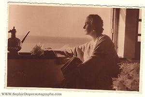 Fine unsigned Portrait Postcard Photo, (1875-1938, Princess: MARIE