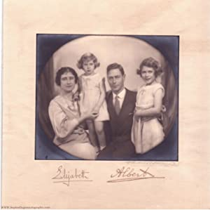 Beautiful Group Portrait Photograph by Marcus Adams, Signed on the mount (1895-1952, King of Grea...