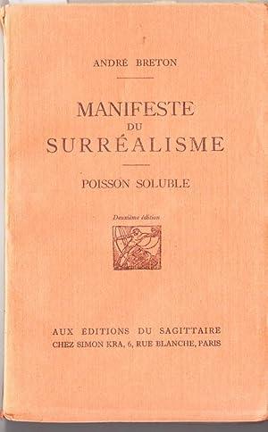 André Breton Poisson Soluble Iberlibro