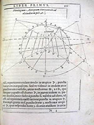 DE HOROLOGIIS SCIOTHERICIS LIBRI TRES.: VOELLO, Joanne.