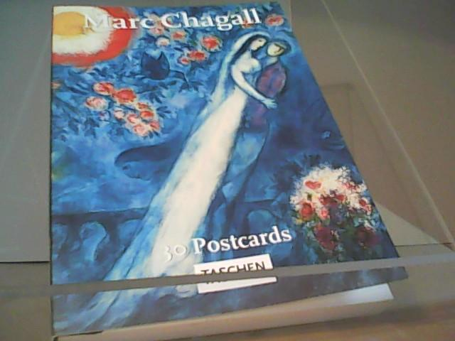30 Postcards: Chagall, Marc: