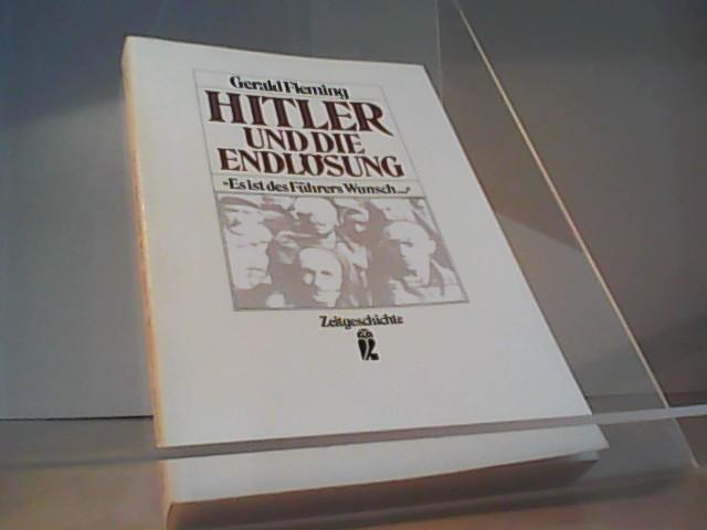 Hitler und die Endlösung - Fleming, Gerald