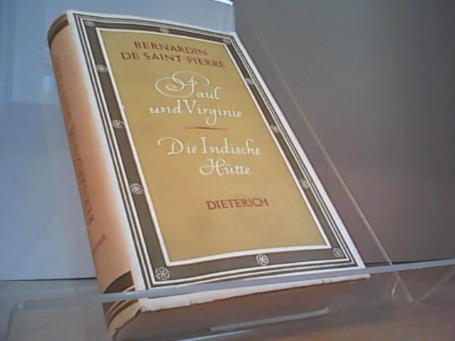 Paul und Virginie Band 252: Bernardin, de Saint-Pierre: