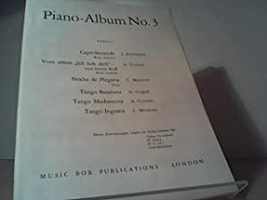 Piano Album No. 3