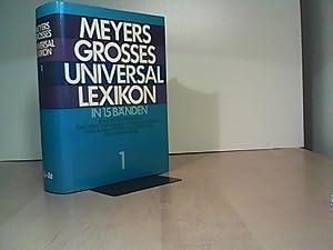 Meyers großes Universallexikon, Band 1 Band 1