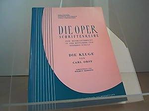 Die Oper. Schriftenreihe zum Musikunterricht in der: Stoverock, Dietrich (Hrsg.):