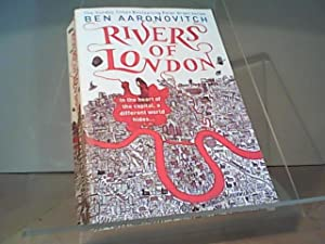 Rivers of London (Rivers of London 1, Band 1)
