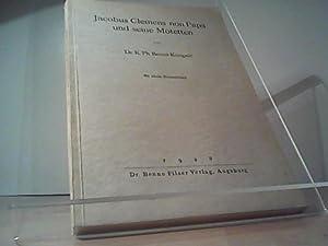 Jacobus Clemens non Papa und seine Motetten.: Clemens non Papa.