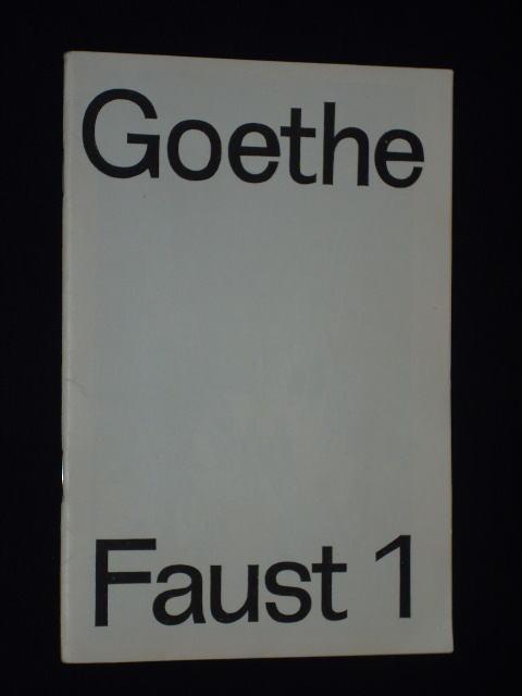 faust und mephisto von goethe zvab