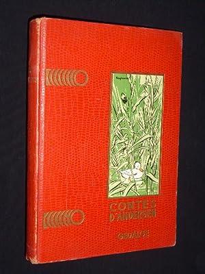 Contes d'Andersen. Traduits du danois par Mademoiselle Cécile Lund et M. Jules Bernard....
