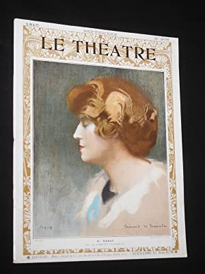 Le Theatre. Publication mensuelle, No. 378, Septembre, 1919