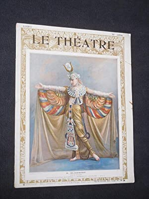 Le Theatre. Publication mensuelle, No. 384, 1920