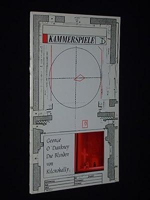 Programmheft Deutsches Theater Berlin 1999. Deutsche Erstaufführung: Deutsches Theater (Hg.);