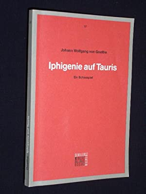 Programmbuch 17 Schiller-Theater Berlin 1991. IPHIGENIE AUF: Herausgeber: Staatliche Schauspielbühnen