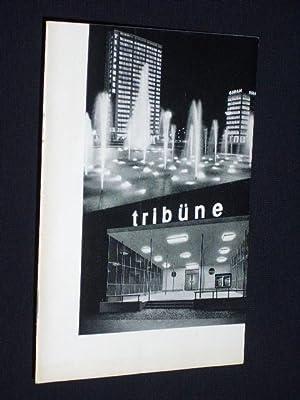 tribüne, 4/64. Programmheft GUTEN ABEND, MRS. SUNSHINE: tribüne Berlin (Hg.),