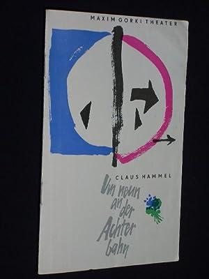 Programmheft 7 Maxim Gorki Theater 1964. Uraufführung: Maxim Gorki Theater,