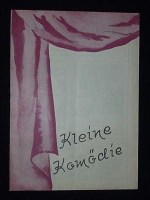 Programmheft Kleine Komödie am Max-II-Denkmal, um 1963.: Herausgeber: Kleine Komödie