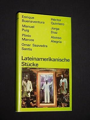 Lateinamerikanische Stücke: Die Papiere der Hölle (Buenaventura).: Enrique Buenaventura, Manuel