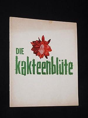 Programmheft Theater am Kurfürstendamm 1965/66. DIE KAKTEENBLÜTE: Theater am Kurfürstendamm,