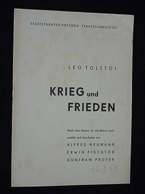 Blätter des Staatsschauspiels Dresden Nr. 2, 1960/61.: Staatsschauspiel Dresden, Generalintendant: