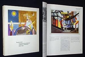 Raumkonzepte. Konstruktivistische Tendenzen in der Bühnen- und Bildkunst 1910 - 1930. Eine ...