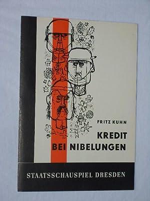 Blätter des Staatsschauspiels Dresden Nr. 7, 1960/61.: Staatsschauspiel Dresden, Red.: