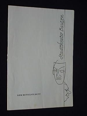 Dramaturgische Blätter Stadttheater Bautzen, Heft 1, 1959.: Stadttheater Bautzen, Intendant: