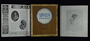 Ben Tieber's Apollo-Künstler-Theater Wien. Variete-Programm 16. November: Apollo Künstler-Theater Wien,