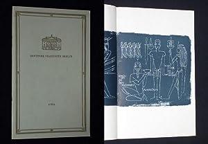 Programmheft Deutsche Staatsoper Berlin 1963. AIDA von: Herausgeber: Deutsche Staatsoper
