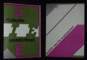 Programmhefte Volksbühne Berlin 1977. Suchowo-Kobylin-Trilogie 1. Teil: KRETSCHINSKIS HOCHZEIT...