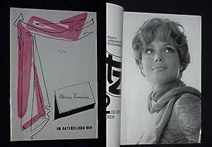 Programmheft 1, Ausgabe 2, Kleine Komödie München,: Herausgeber: Kleine Komödie