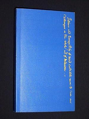 Programmbuch Oper Frankfurt 1994/2000. DON GIOVANNI von: Herausgeber: Intendanz der