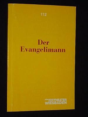 Programmheft 112 Hessisches Staatstheater Wiesbaden 1992. DER: Herausgeber: Hessisches Staatstheater