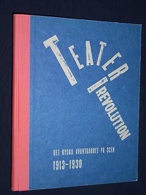 Teater i revolution. Det ryska avantgardet pa scen 1913 - 1930: Erik Näslund (ed.)